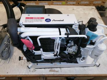 Marine air conditioning, 12000 BTU, 3.5 KW, for sports boats, cooling and heating